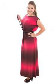 c88eb1035 Vestido Longo Elastico Cintura - Vestidos Longos Femininas no Mercado Livre  Brasil
