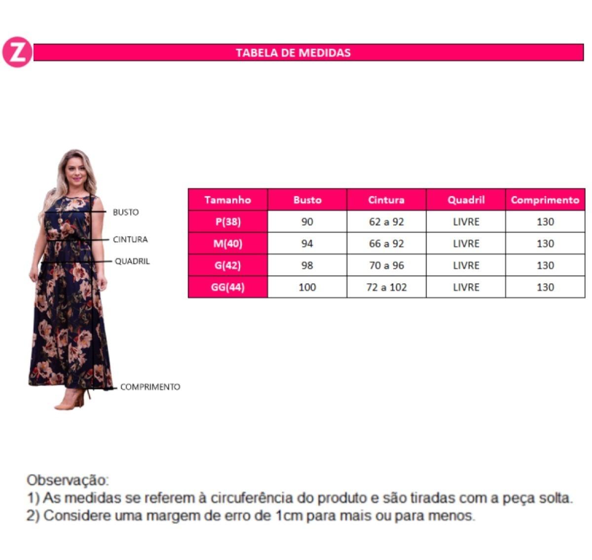 a99ef3bfe1 Vestido Feminino Midi Longo Estampado +colar Moda Evangelica - R  86 ...