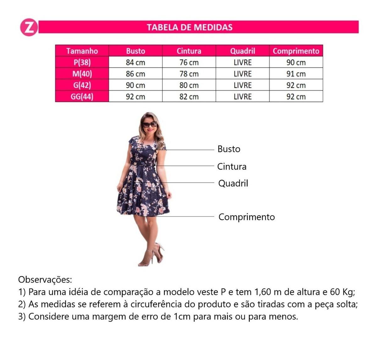 2d657ab49fd1 Vestido Feminino Midi Rodado Laço Festa Moda Evangélica - R$ 59,90 ...