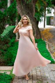 30c492fca Vestidos De Fabiana Karla - Vestidos no Mercado Livre Brasil