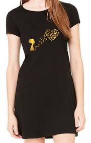 579353aedc7b Vestido Simples Dia A Dia - Vestidos Femeninos com o Melhores Preços no  Mercado Livre Brasil