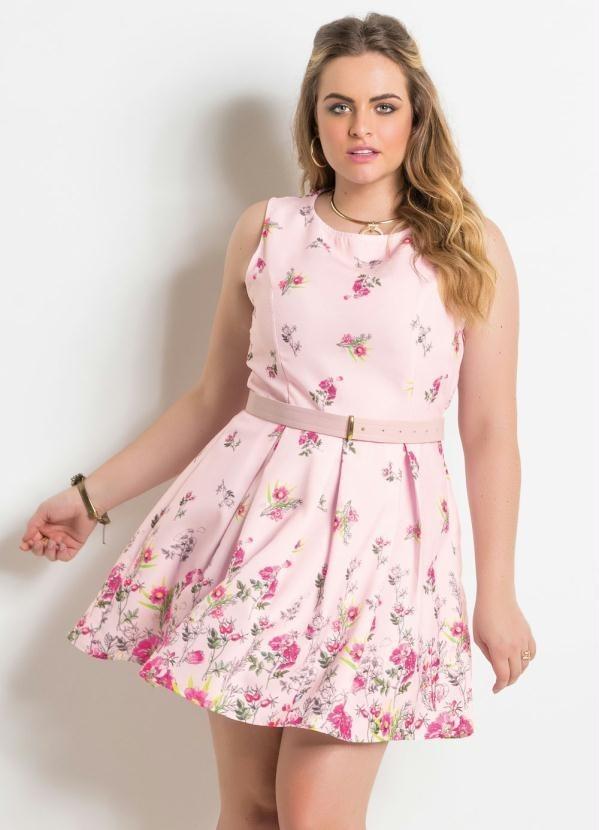 13863324f vestido feminino plus size primavera verão lançamento 2018. Carregando zoom.