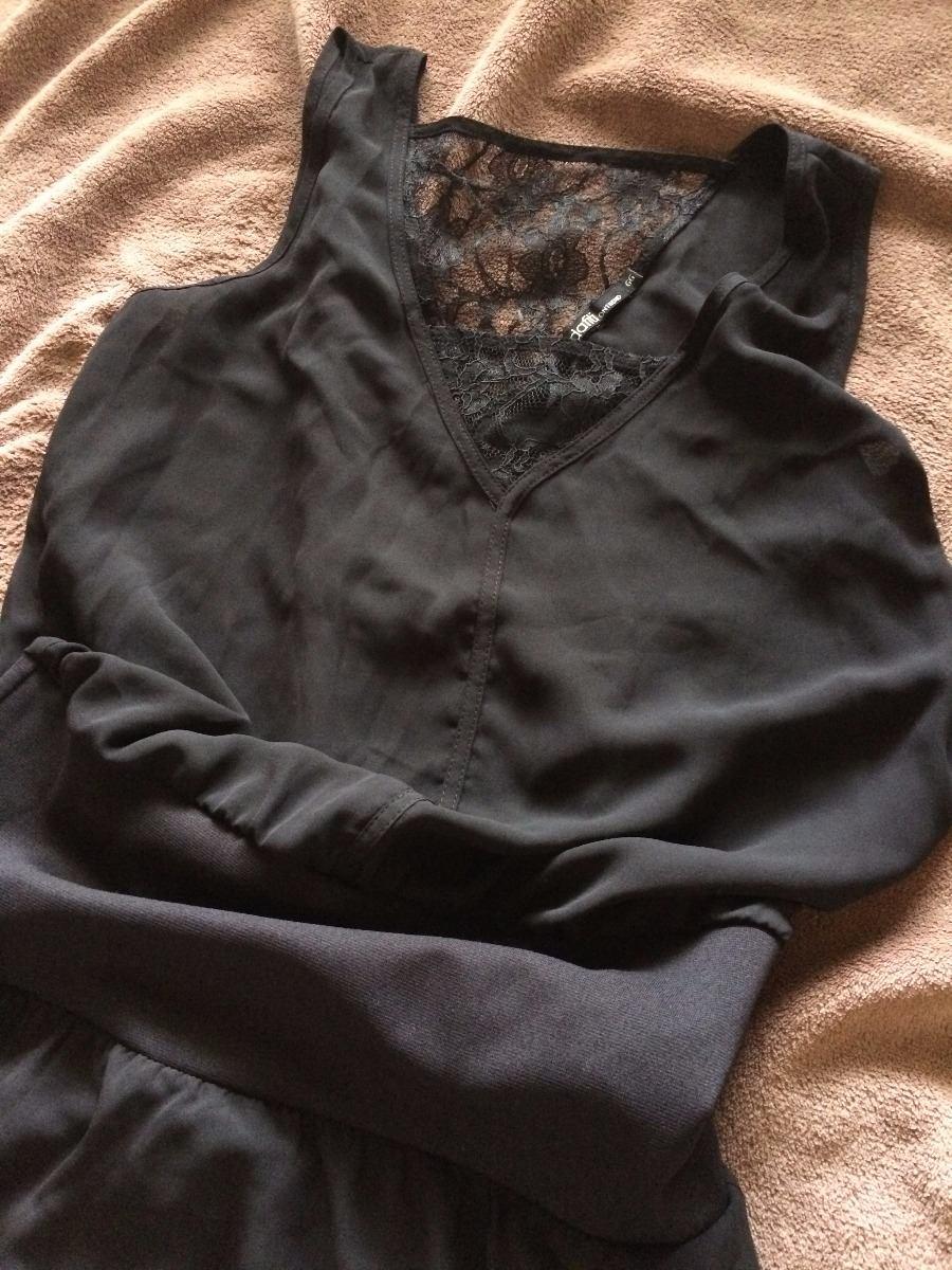 897cacd55a vestido feminino preto - tamanho gg - dafiti ontrend. Carregando zoom.