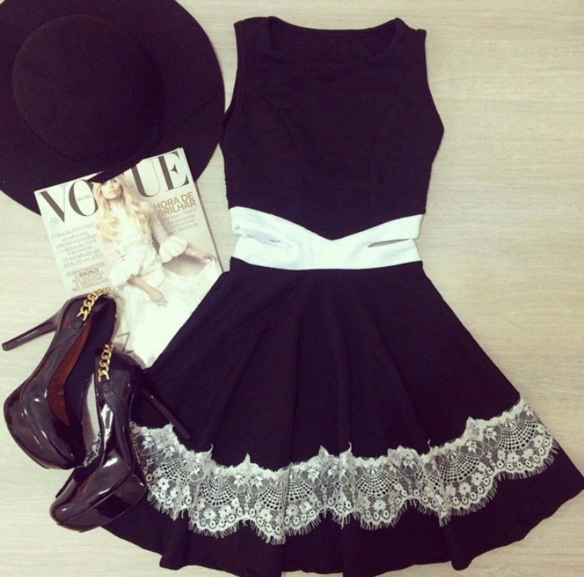 Vestidos bonitos pra jovens