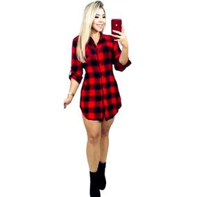 4375fbb734 Daslu, Vestido Em Viscose Com - Vestidos Vermelho Curto com o Melhores  Preços no Mercado Livre Brasil