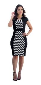 7e2ad7cd9 Vestido Social Feminino Lapis - Calçados, Roupas e Bolsas com o Melhores  Preços no Mercado Livre Brasil