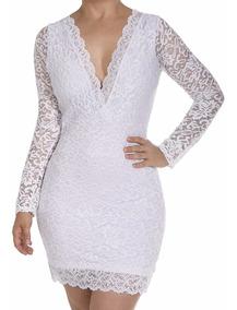 9816a1b7cc45 Vestidos Femeninos Branco Curto em Paraná com o Melhores Preços no ...