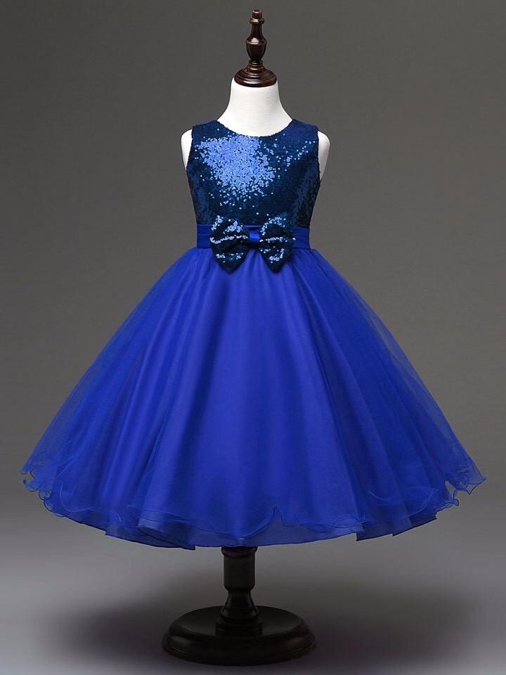 5a037d020 vestido festa infantil azul marinho casamento dama de honra. Carregando  zoom.