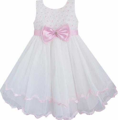 vestido festa infantil casamento aniversário daminha dama