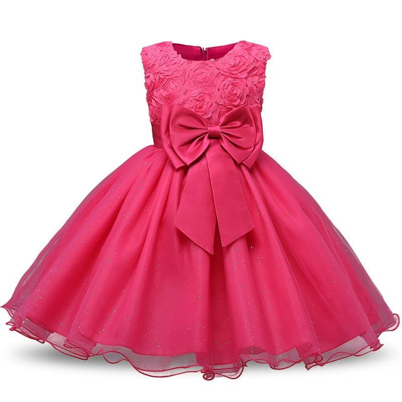 285b36d81b7 Vestido Festa Infantil Criança Princesa Baile Casamento 2a12