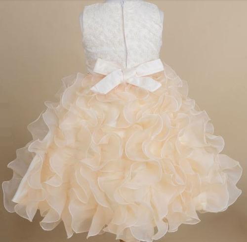 vestido festa infantil dama florista lindo - pronta entrega