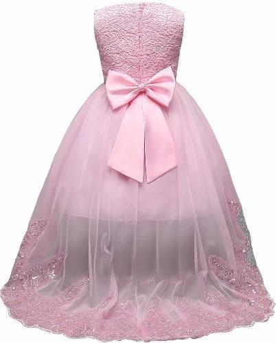 vestido festa infantil daminha casamento aniversario calda