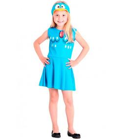 Vestido Elegante Dia Vestidos Femininas Azul Celeste Em