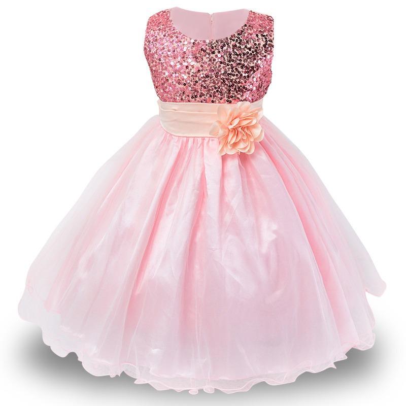 6371ad0dce vestido festa infantil juvenil flor princesa baile casamento. Carregando  zoom.