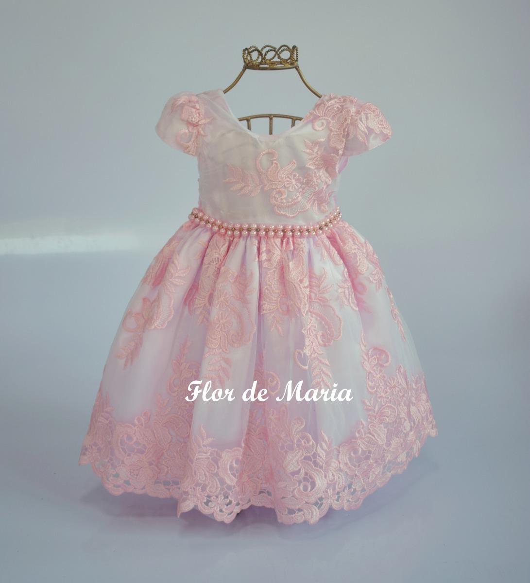 5f947770e5 vestido festa infantil princesa anivers realeza rosa claro. Carregando zoom.