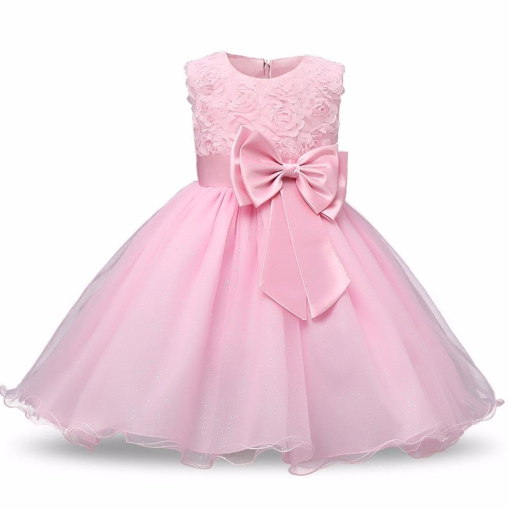 Vestido de festa infantil para aniversario