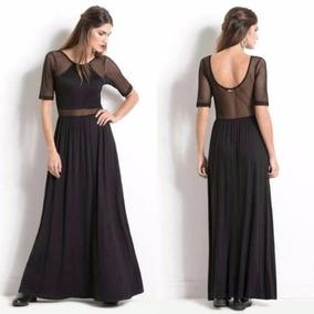 40d06c2f94 Vestido Tela Formatura - Vestidos Femininas no Mercado Livre Brasil