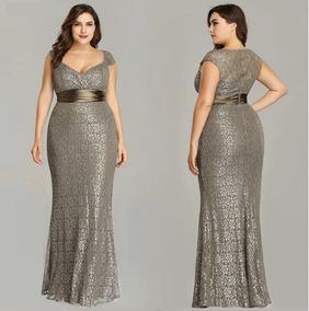 73a84daf1d5e Vestido Da Mãe Da Noiva, Festa Ou Madrinha - Vestidos Femeninos Longo com o  Melhores Preços no Mercado Livre Brasil