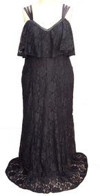 fb914cfc7b1b Vestido De Festa Preto Plus Size G5 - Vestidos com o Melhores Preços ...