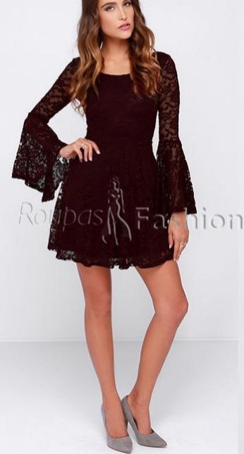 a05ff18d93 Vestido Festa Renda Moda Grande Plus Size Madrinha Casamento - R ...