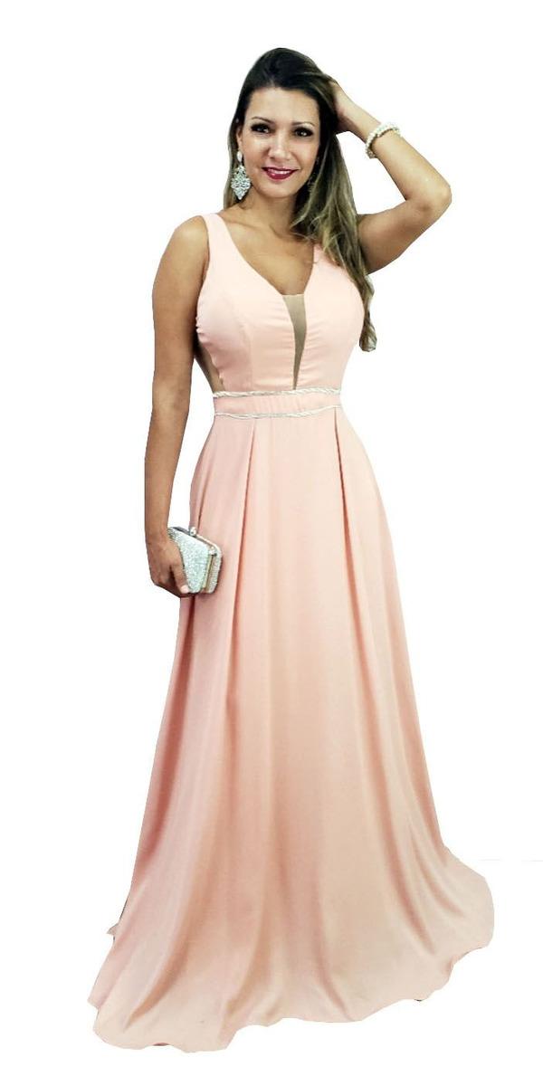 6a5178c357 Vestido Festa Rose - Madrinha
