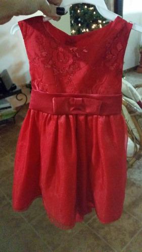 vestido fiesta bebé talla 1