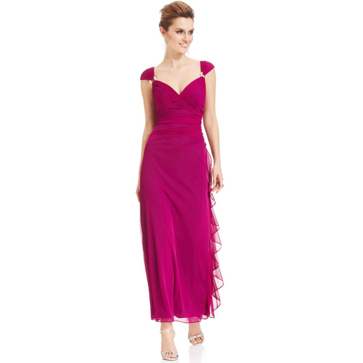 Excepcional Vestidos De Fiesta Betsy Elaboración - Colección del ...