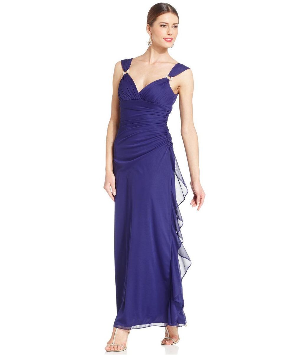 Hermosa Vestidos De Fiesta Estados Unidos Ornamento - Ideas de ...