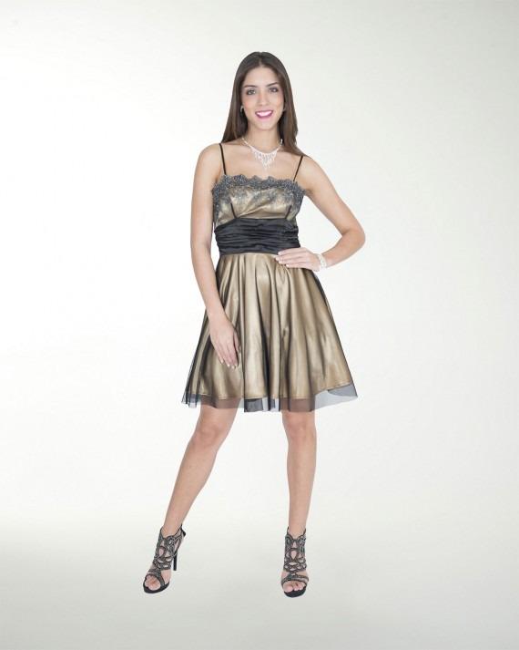 Vestidos de fiesta cortos liz minelli