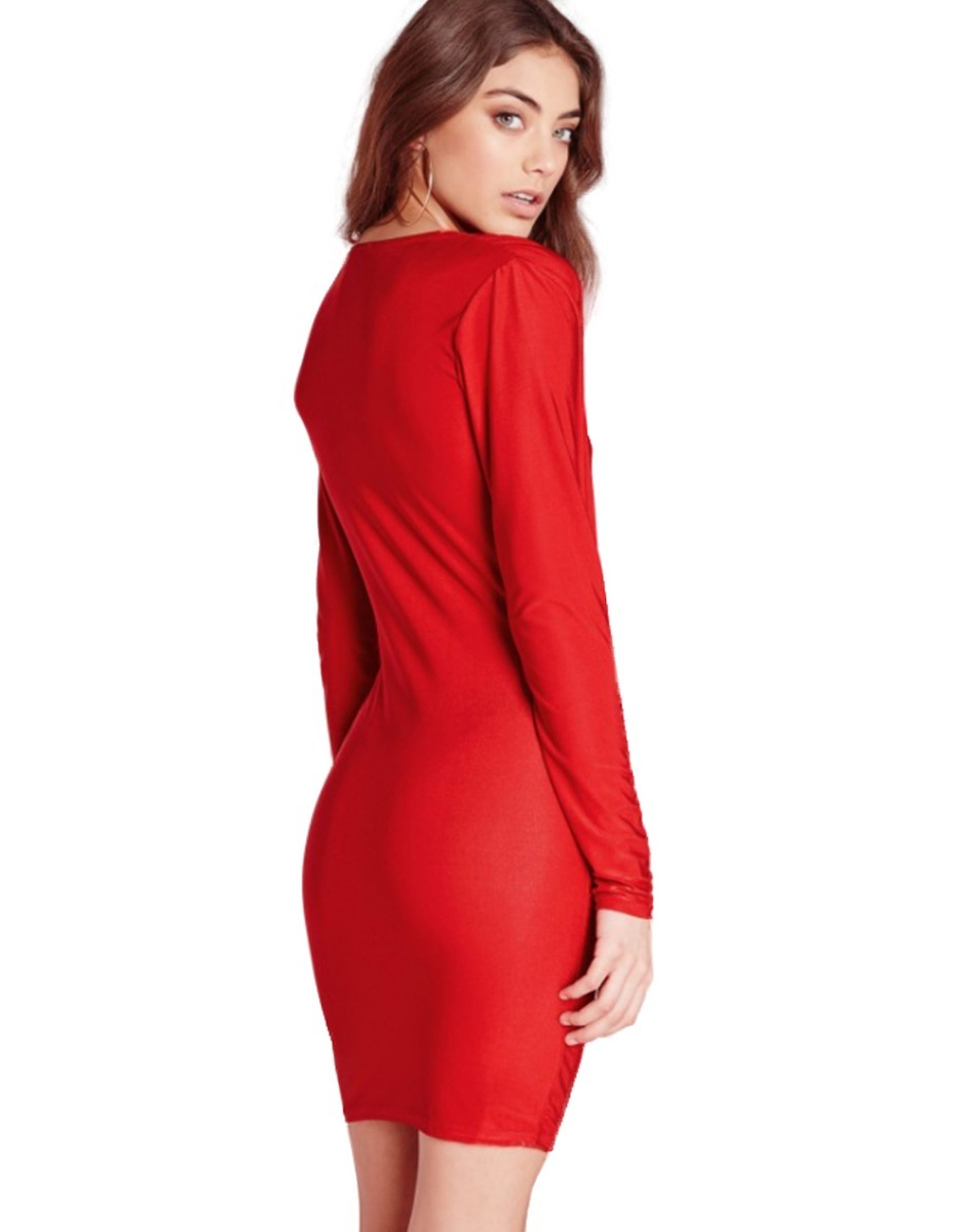 f64a72325 diseño. vestido fiesta rojo corto casual sensual mujer noche. Cargando  zoom... vestido fiesta corto mujer. Cargando zoom.