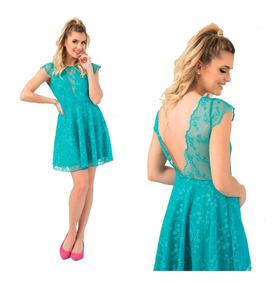 Vestidos Verde Esmeralda Corto Ropa Y Accesorios De Mujer