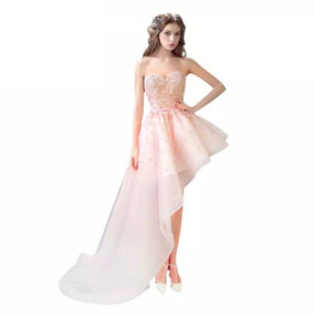 c6a5d1fb6 Vestidos Fiesta Noche Encaje - Vestidos de Mujer De noche Largo 2 en ...