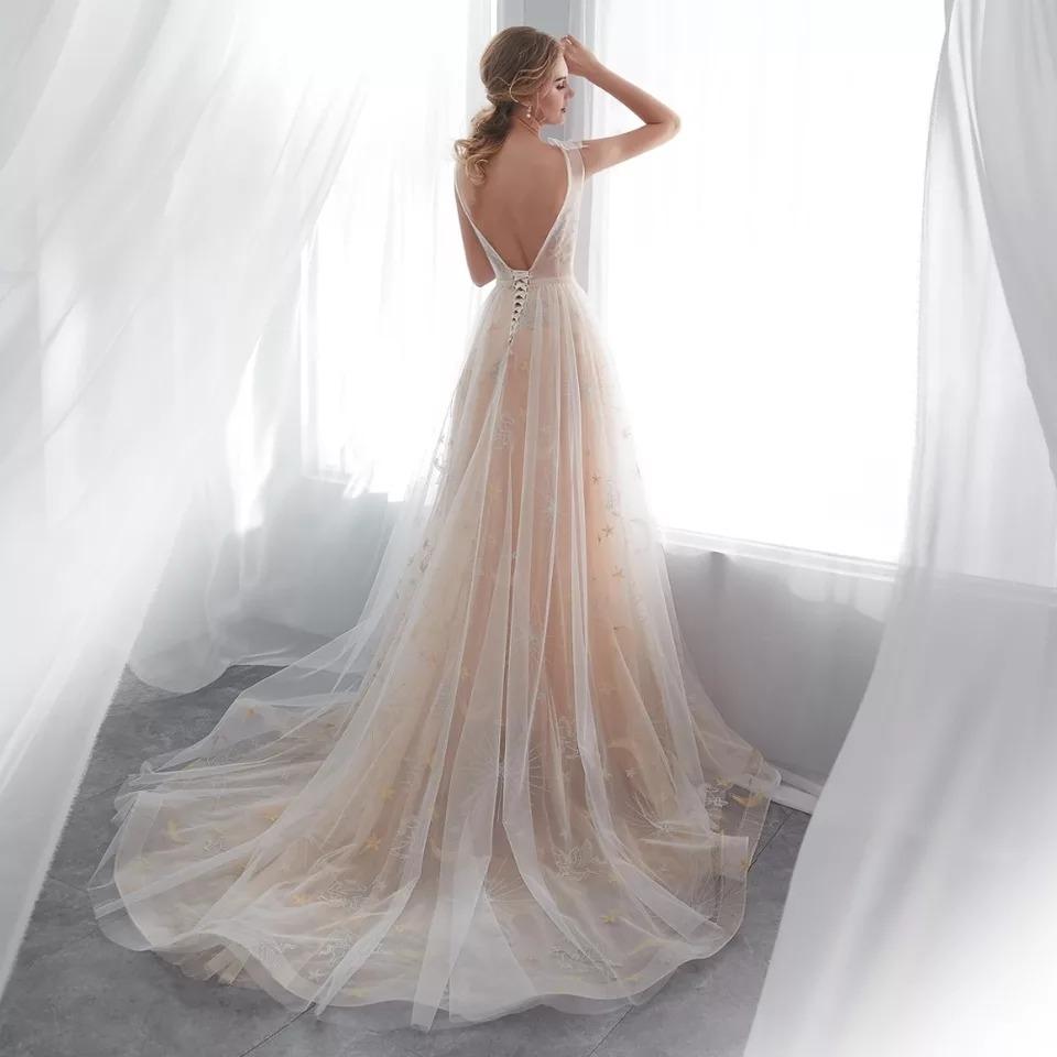 df81bbf6a vestido fiesta de noche largo p-1830660 envio gratis ! Cargando zoom.