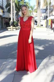 161182597 Vestido Egresado Nuevo - Vestidos de Fiesta de Mujer Rojo en Mercado Libre  Argentina