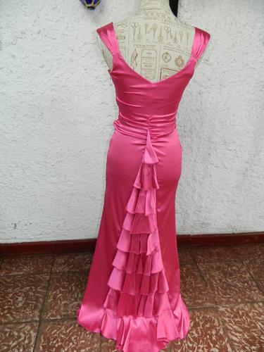vestido fiesta  elegante
