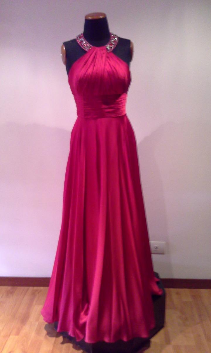Vestido Fiesta Elegante Dama De Honor Cóctel Noche Largo - $ 350.000 ...