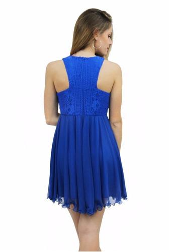 vestido, fiesta, encaje y tull dolores m-0127 brishka
