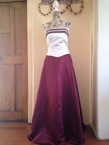 a5a7c727f7 Vestido Madrina Usado Santiago - Vestidos Largos de Mujer