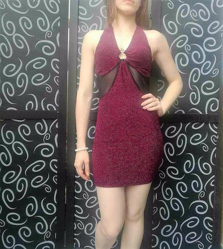 vestido fiesta importado modelos lamé , qilaixing