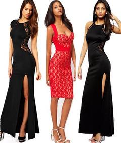 988e89e3e Vestido Rojo Largo Gala - Ropa y Accesorios en Mercado Libre Argentina