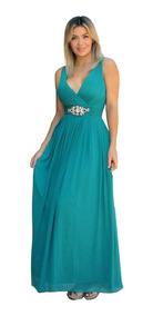 varios colores precio más bajo con características sobresalientes Vestido Fiesta Largo Gala 2019 Nuevo / 115004