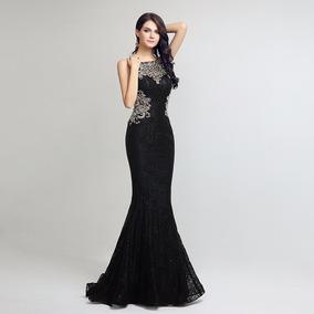 5b370f517 Vestido Largos De Promocion De Secundaria - Vestidos Mujer en ...