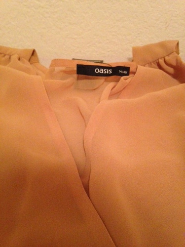 vestido fiesta marca oasis