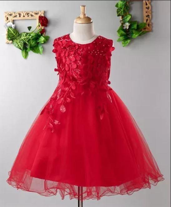 b54c9481779 Vestido Fiesta Niña Elegante -   125.000 en Mercado Libre