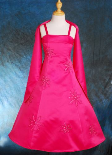 ca2898166 Vestido De Fiesta Para Niñas Talles 9-10-11-12 -   2.800