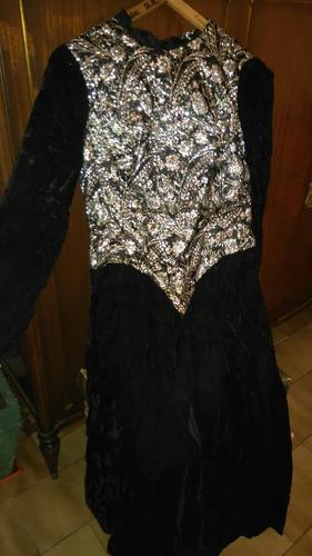 vestido fiesta para señora