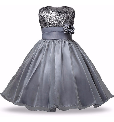 vestido fiesta - petalos para ti