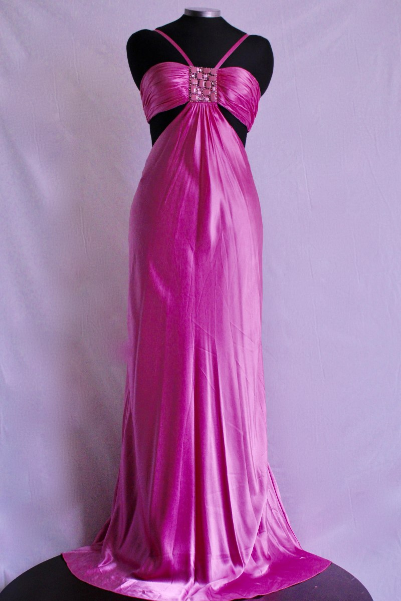 Dorable Vestido De Fiesta Rosa Composición - Ideas de Vestidos de ...