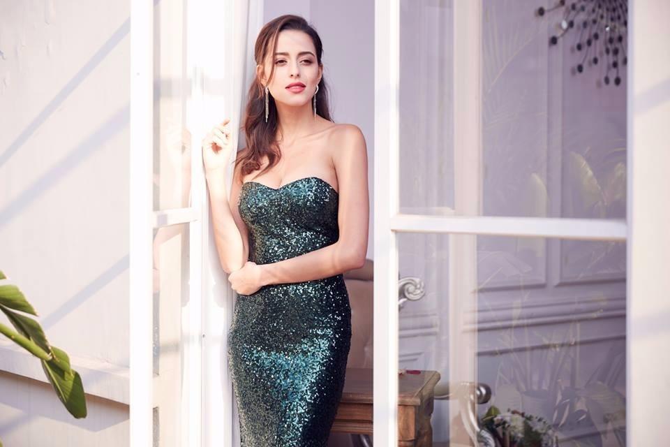 d21f2178d vestido fiesta sirena noche espalda descubierta moda pasión. Cargando zoom.