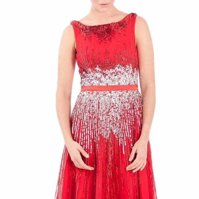 Vestido Fiesta. Super Elegante Y Muy Fino. Oportunidad!! - $ 3.600 ...